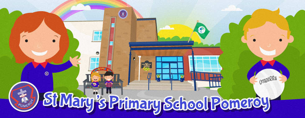 St Mary's Primary School Pomeroy